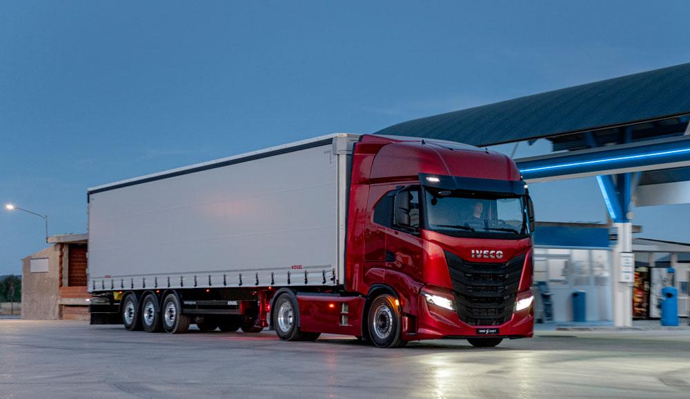 Iveco S-Way Tanıtıldı