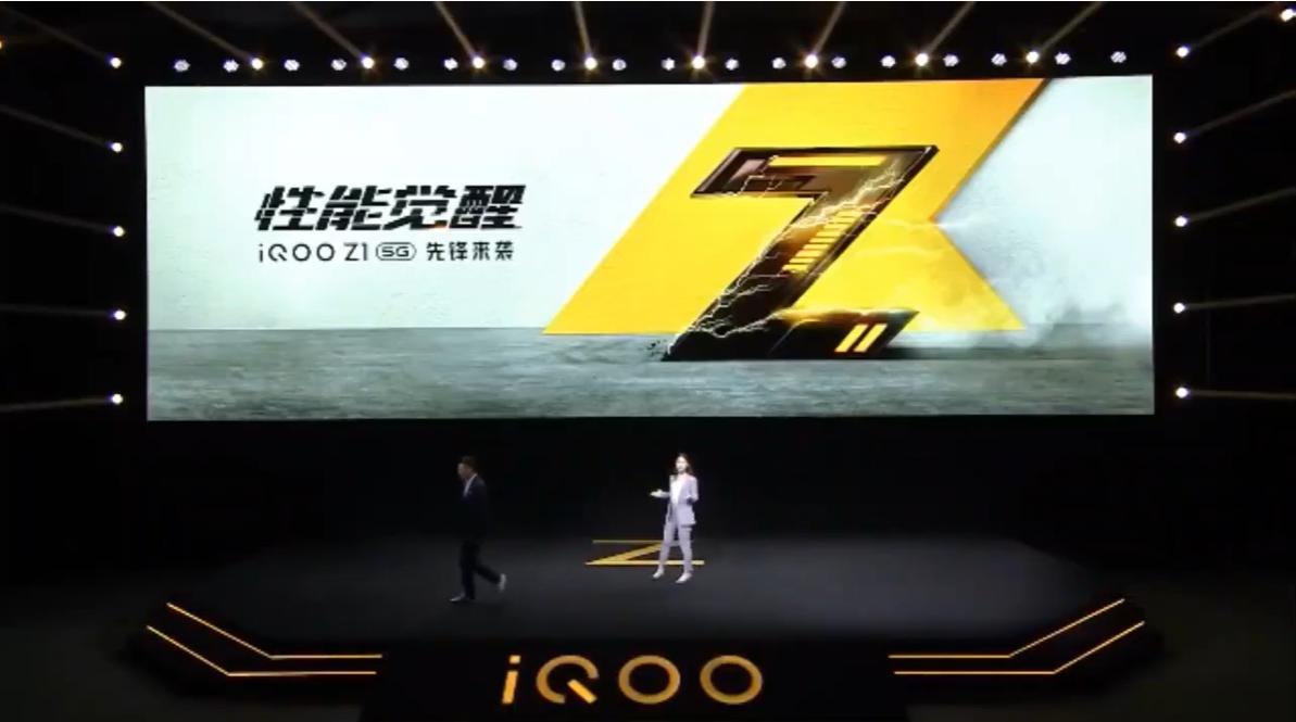 vivo iqoo z1 tanıtıldı