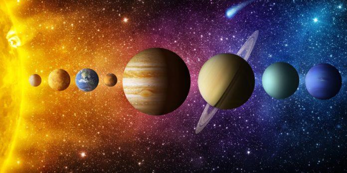 Gezegenlerde Hayat
