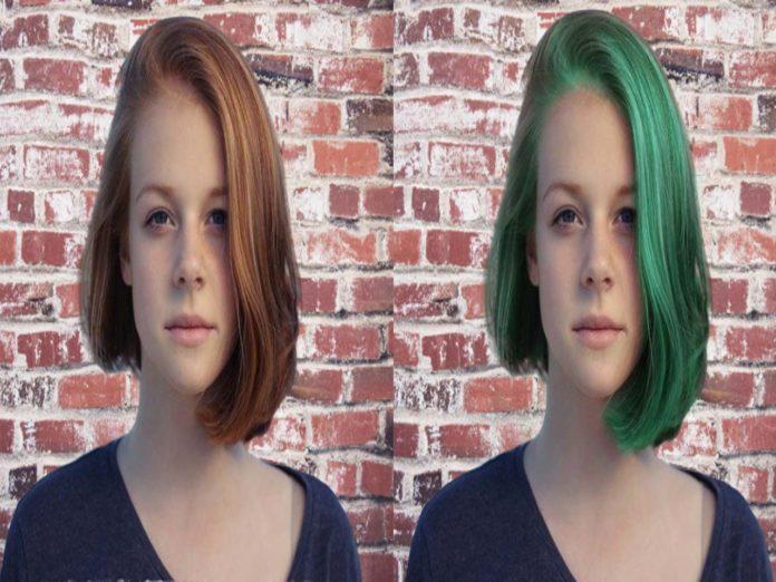 İki-dakikada-Saç-Renginizi-Değiştirin!