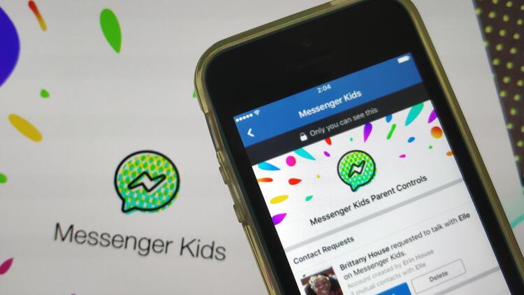 Messenger- Kids