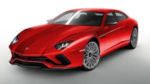 Lamborghini-Sedan