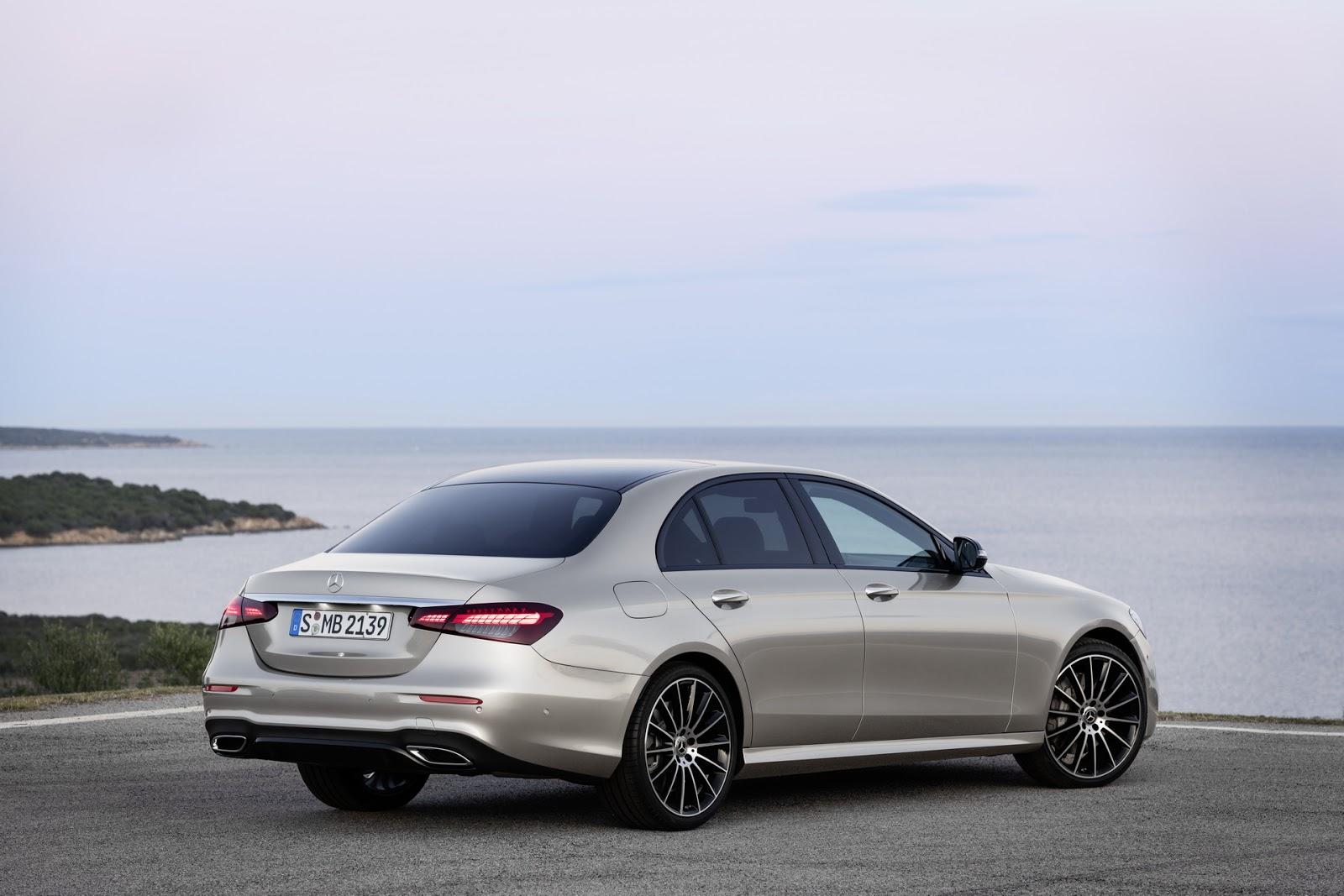 Dudak uçuklatan fiyatıyla Yeni Mercedes E-Serisi Türkiye'ye geliyor