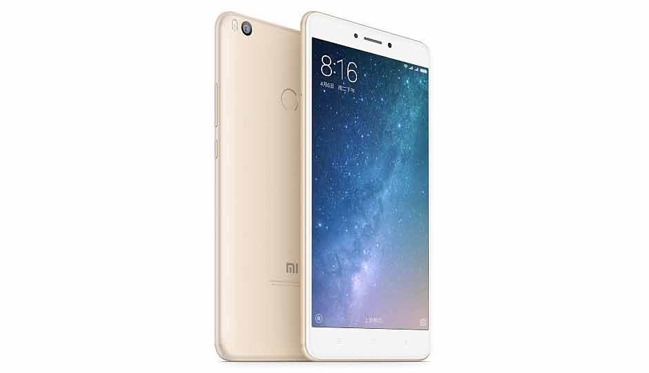 Xiaomi Mi Max 2 Akıllı Telefon