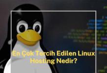 En Çok Tercih Edilen Linux Hosting Nedir