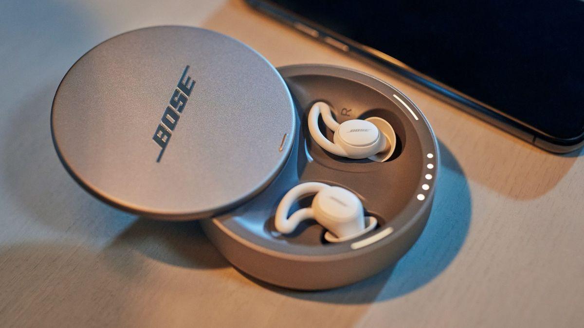 İşte karşınızda uyutan kulaklık! Bose Sleepbuds II