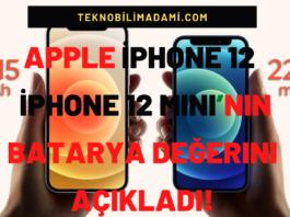 İPhone-12-batarya