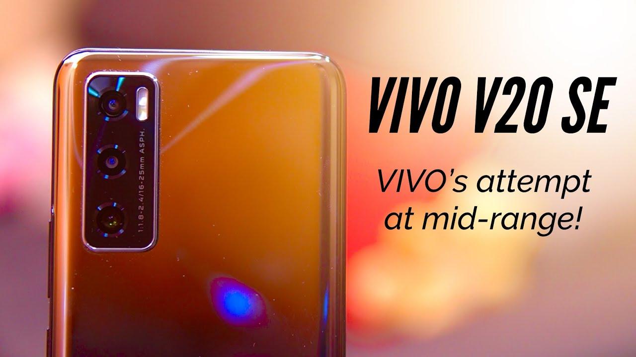 Vivo V20 SE tanıtıldı! Özellikleri ve fiyatı da belli oldu