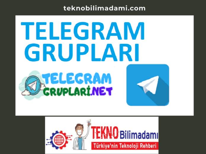 telegram-gruplari