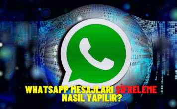 Whatsapp Mesaj Şifreleme