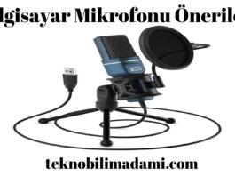 Bilgisayar Mikrofonu Önerileri
