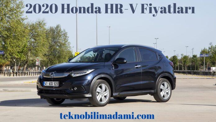 2020 Honda HR-V Fiyatları