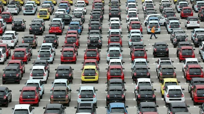 İkinci el otomobil pazarı