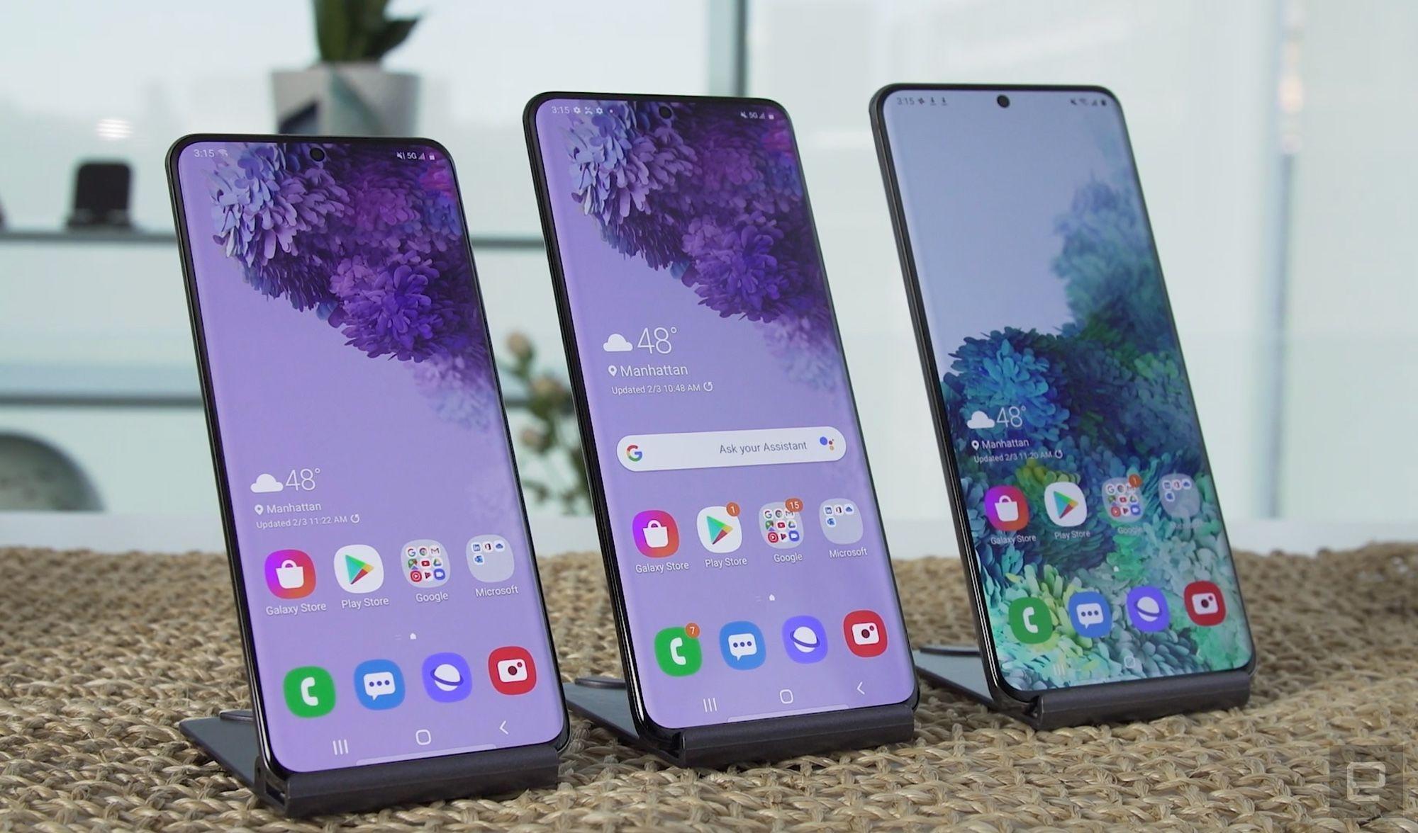 Samsung'dan telefon kiralama sistemi!
