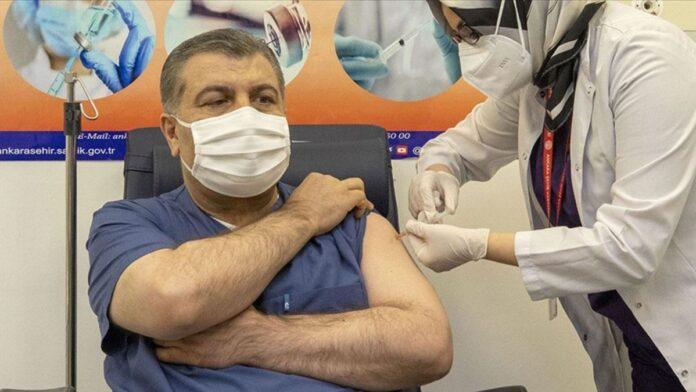 Koronavirüs aşı randevusu nasıl alınır