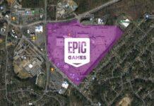 Epic Games Merkezini Taşımak İçin ABD'de Devasa AVM Satın Aldı