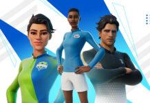 Fortnite, 23 Futbol Kulübünün Formalarını Oyuna Ekliyor
