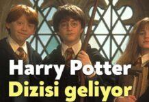 Harry Potter'ın Dizisi Geliyor: İşte İlk Detaylar