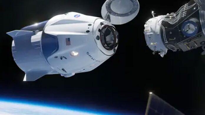 Uluslararası Uzay İstasyonu'na