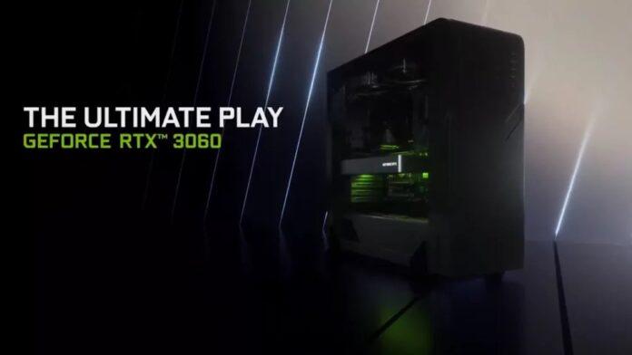NVIDIA, GeForce RTX 3060 Ekran Kartını Fiyatıyla Birlikte Duyurdu