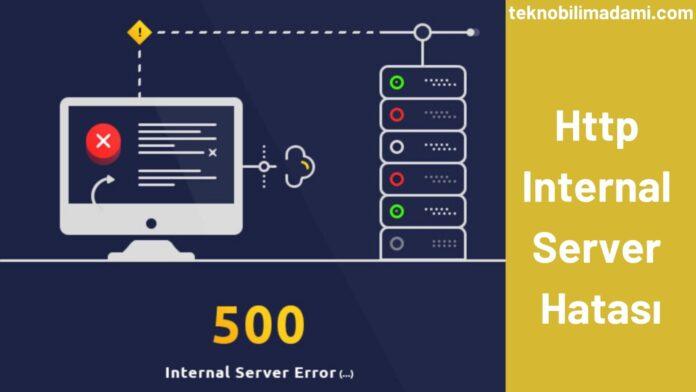 Http Internal Server Hatası