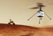 NASA'nın Mars Helikopterinden İlk Veriler Geldi: Her Şey Beklendiği Gibi Gidiyor
