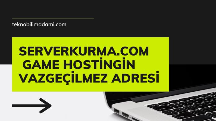 Server Kurma