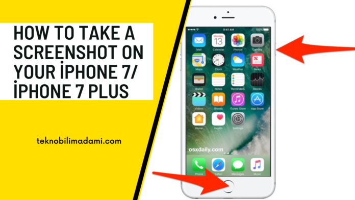 How to take a screenshot on your iPhone 7_iPhone_7 plus