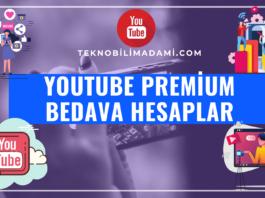 Bedava Youtube Hesapları 2021