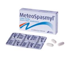 Meteospasmyl Ne İşe Yarar ?